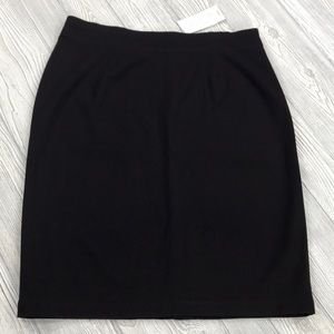 Eileen Fisher - viscose Stretch pencil skirt - XL